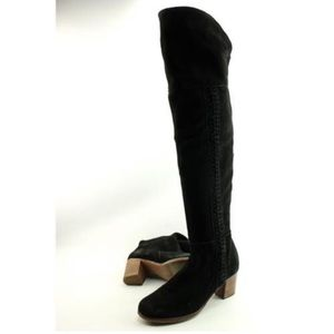 MATISSE inspired OTK boots
